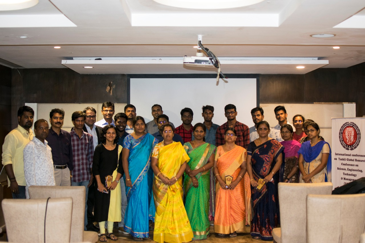Yazhli Global Research Conference on Science, Engineering, Technology & Management (YGRC19) - Session Photo